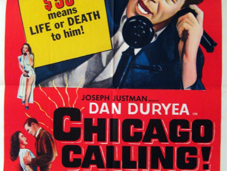 Noirvember 2020, Episode 13: Chicago Calling (1951)