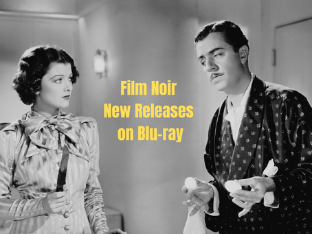 Film Noir New Releases in January 2021