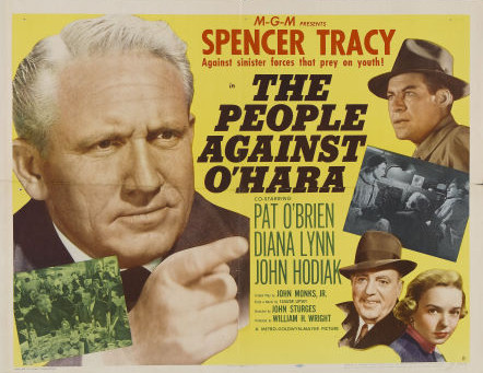 Noirvember 2018, Episode 3: The People Against O'Hara (1951)
