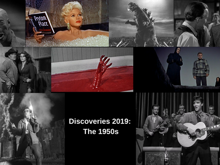 The Best Movie Discoveries of 2019: The 1950s