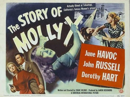 Noirvember 2020, Episode 12: The Story of Molly X (1949)