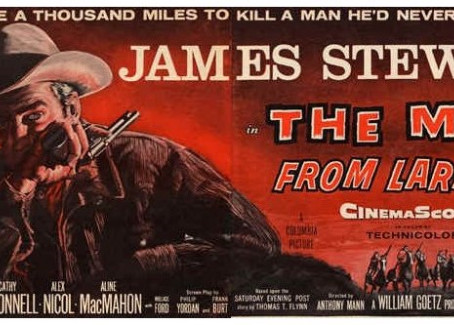 The Man from Laramie (1955) Anthony Mann