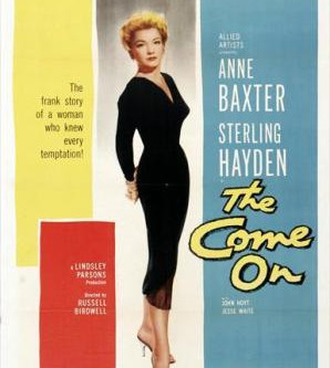 My Letterboxd Watchlist #4: The Come On (1956)