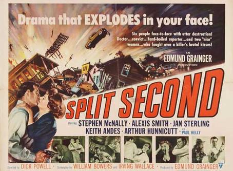 Noirvember 2019: Split Second (1953) Dick Powell