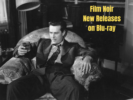 Film Noir New Releases in November 2020