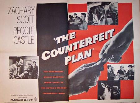 Noirvember 2018, Episode 28: The Counterfeit Plan (1957)