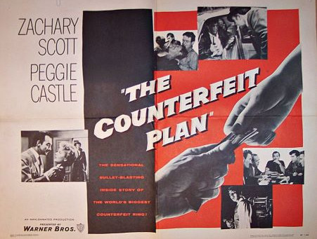 Noirvember 2018, Episode 28: The Counterfeit Plan (1957)