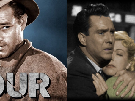 Noirvember 2020, Episode 7: A Film Noir Double Feature - Detour (1945) and D.O.A. (1950)