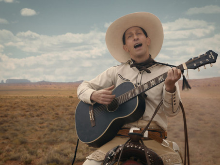 The Ballad of Buster Scruggs (2018) Joel Coen, Ethan Coen