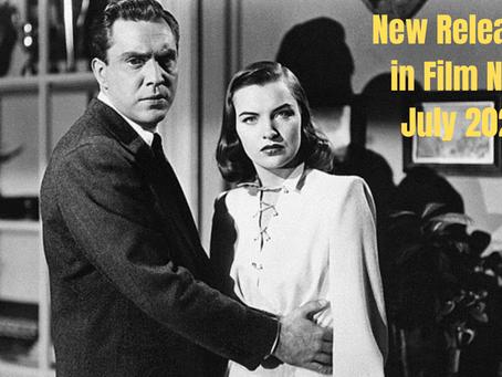 Film Noir New Releases for July 2021