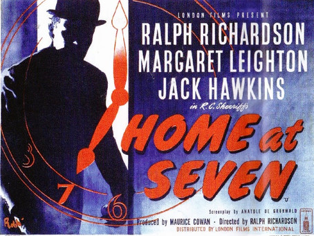 Noirvember 2018, Episode 20: Home at Seven (1952)