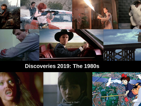 The Best Movie Discoveries of 2019: The 1980s
