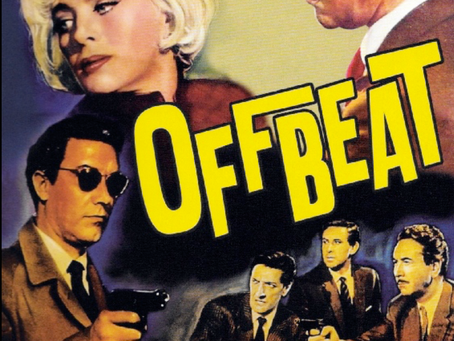Noirvember 2018, Episode 26: Offbeat (1961)