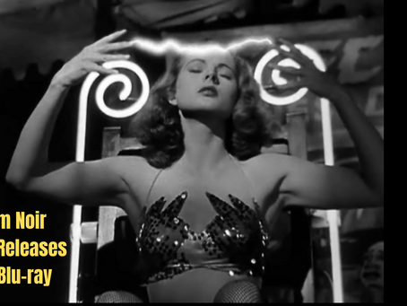 Film Noir New Releases in May 2021