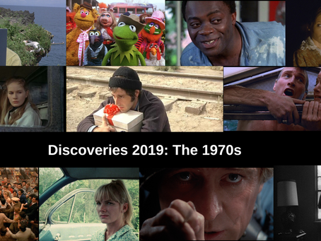 The Best Movie Discoveries of 2019: The 1970s