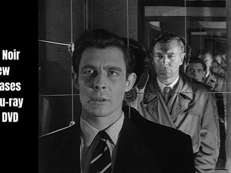 Film Noir New Releases in October