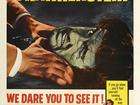 Hammer Films: The Ultimate Collection - No. 1: The Revenge of Frankenstein (1958)