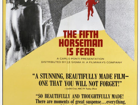 Noirvember 2020, Episode 20: ...and the Fifth Horseman is Fear (1965)