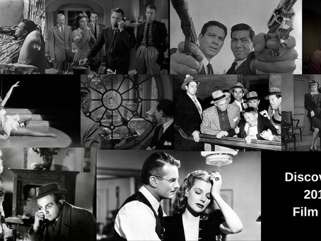 The Best Movie Discoveries of 2019: Film Noir