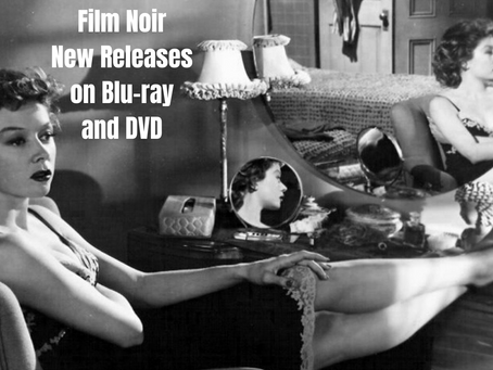 Film Noir New Releases in November 2019