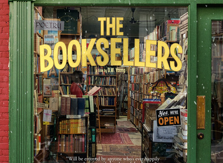 My Letterboxd Watchlist #6: The Booksellers (2019)
