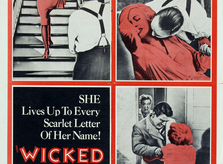 Wicked Woman (1953) Russell Rouse