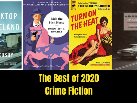 The Best Discoveries of 2020: Crime Fiction
