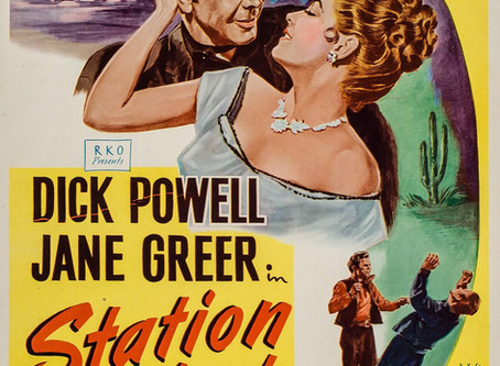 I Sat Down to Watch a Western, and a Film Noir Broke Out: Station West (1948)