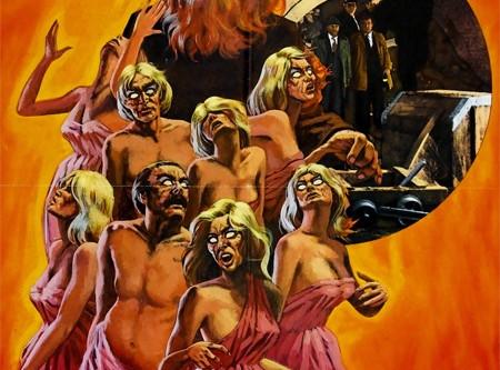 My Letterboxd Watchlist #9: Death Line (aka Raw Meat, 1972)