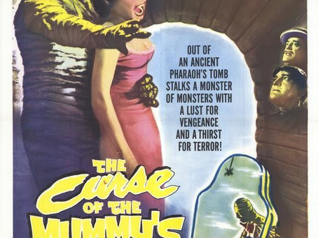 Hammer Films: The Ultimate Collection - No. 2: The Curse of the Mummy's Tomb (1964)