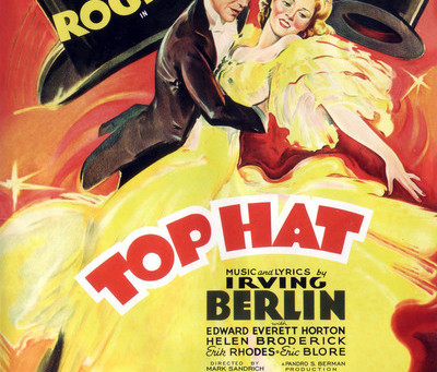 Is There Still Hope? Watching Top Hat (1935) in 2018