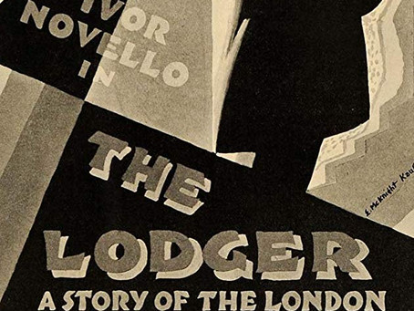 The Alfred Hitchcock Project #3: The Lodger (1927)