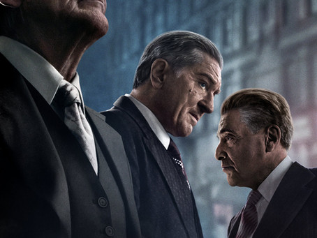 The Irishman (2019) Martin Scorsese