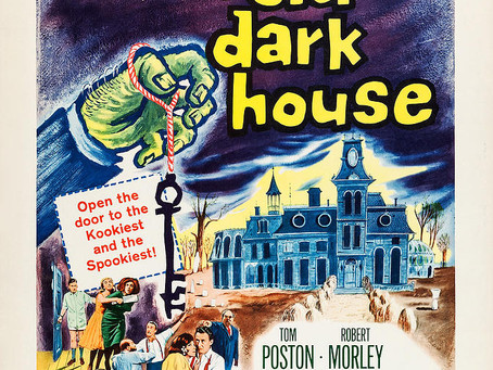Hammer Films: The Ultimate Collection - No. 5: The Old Dark House (1963)