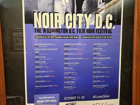 Noir City DC 2021, Day 1