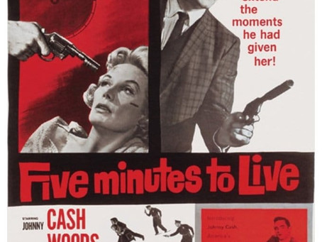 Noirvember 2020, Episode 11: Five Minutes to Live (1961)