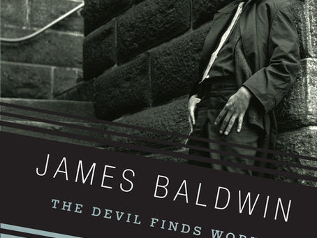 2020 Summer Reading Challenge: The Devil Finds Work (1976) James Baldwin