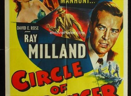 Noirvember 2018, Episode 5: Circle of Danger (1951)