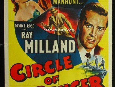 Noirvember 2018, Episode 5: Circle of Danger (1951)
