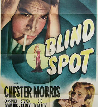 Noirvember 2020, Episode 3: Blind Spot (1947)