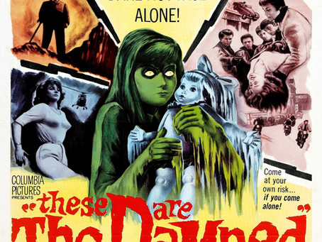 Hammer Films: The Ultimate Collection - No. 3: These Are the Damned (1963)