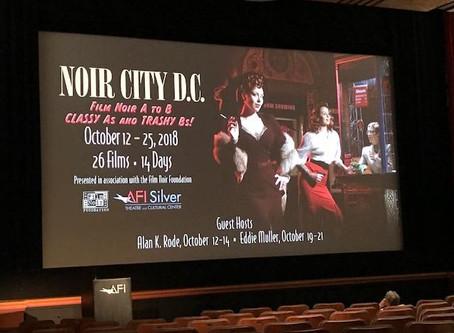 Noir City DC 2018 Part I