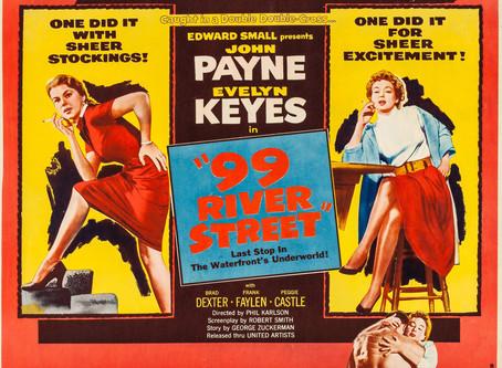 99 River Street (1953) Phil Karlson