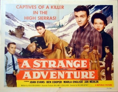 Noirvember 2018, Episode 4: A Strange Adventure (1956)