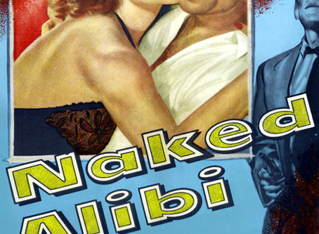 Naked Alibi (1954) Jerry Hopper