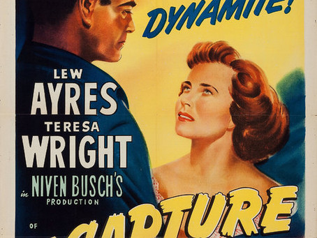 The Capture (1950) John Sturges