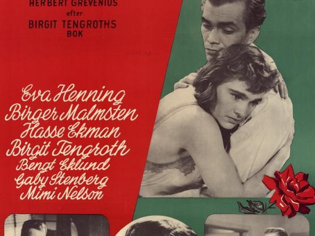 The Ingmar Bergman Project #4: Thirst (1949)