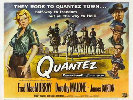 A Film Noir Disguised as a Western? An Exploration of Quantez (1957)