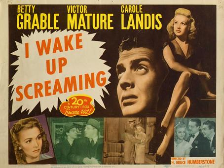 I Wake Up Screaming (1941) H. Bruce Humberstone