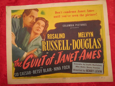 The Guilt of Janet Ames (1947) Henry Levin